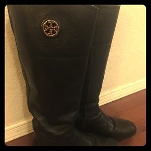 Beautiful Tory Burch Riding Boots